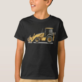 Kids Dig This Digger - Cool Construction Excavator T-Shirt