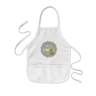 Kids Donkey T Shirts and Gifts Kids Apron