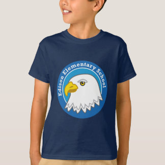 Kids Eagle Shirt (dark)