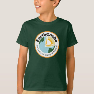 Kid's EarthCache T-Shirt