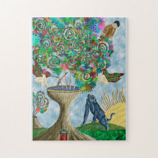 Kids Fantasy Art Gift Puzzle