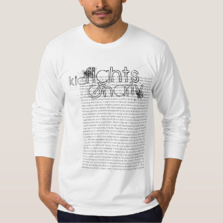 Kids Fight Gnarly | Text T-Shirt