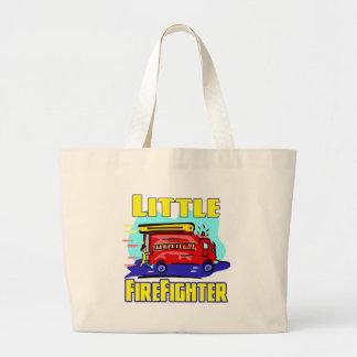 Kids Fireman Tote Bag
