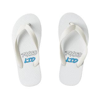 Kids flip flops