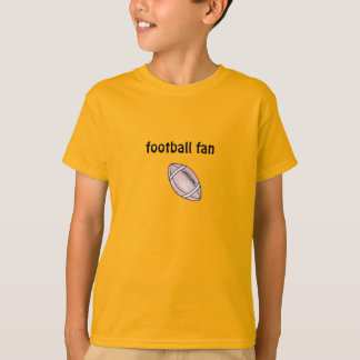 Kids: football fan T-Shirt