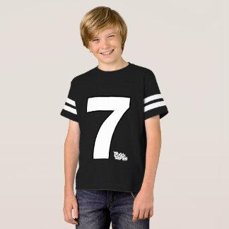 Kids Football Track Seven Shirt