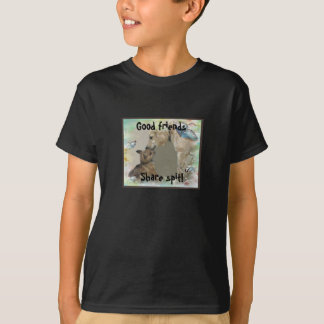 Kids Friends Tee shirt