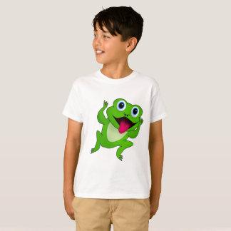 Kids Frog Shirt