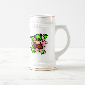 Kids Frog T Shirts and Kids Frog Gift Beer Stein