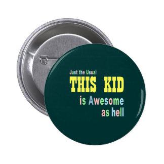 Kids fun ideas button