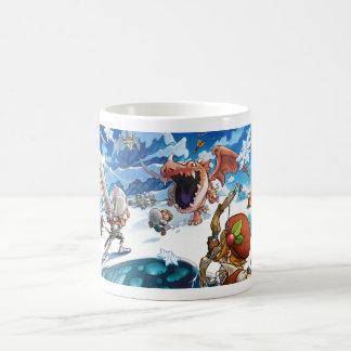Kid's Funny Dinosaur Mug