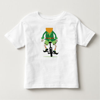 Kids generic Leprechaun Uni Toddler T-shirt