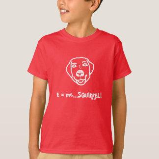 Kid's Genius Yellow Lab T-Shirt