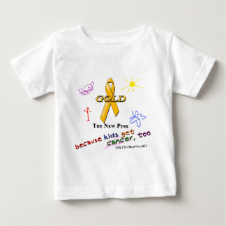 Kids Get Cancer, Too! T-shirts