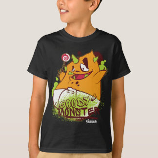 Kids Graffiti: Candy Monster Streetwear Sweatshirt
