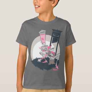 Kids Graffiti: Mad Hatter Streetwear T-Shirt