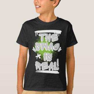 Kids Graffiti: The Swag is Real Streetwear T-Shirt