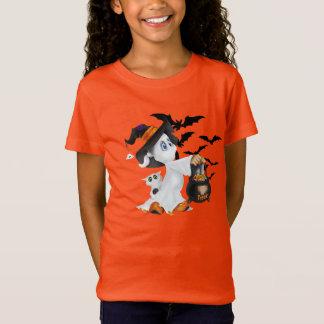 Kids Halloween Ghost Shirt