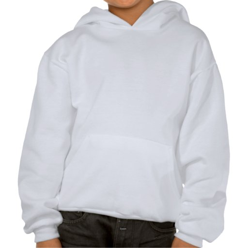 Kid's Halloween Hoodie Fat Cat Kid's Sweatshirt