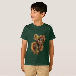 Kids' Hanes Tagless Orangutan T-shirt