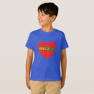 Kids' Hanes TAGLESS® Repticon Logo Heart T-Shirt