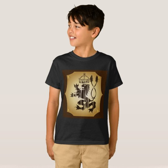 Kids' Hanes TAGLESS® T-Shirt boy lion king