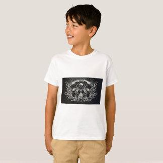 Kids Hanes TAGLESS® T-Shirt - Motorbike
