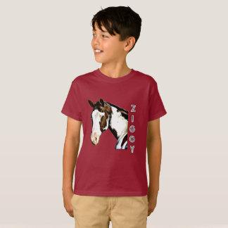 Kids' Hanes TAGLESS® T-Shirt w Cartoon Ziggy Pic