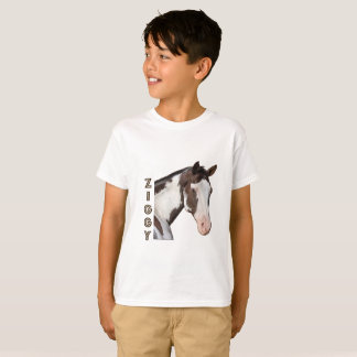 Kids' Hanes TAGLESS® T-Shirt with Ziggy Picture