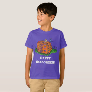 Kids' Happy Halloween T-Shirt