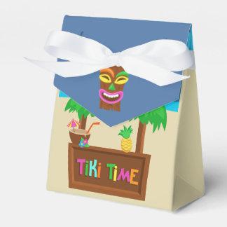 Kids Hawaiian Luau Party Guest Favor Favor Box