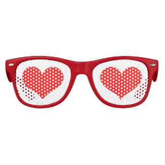 Kid's Heart Sunglasses