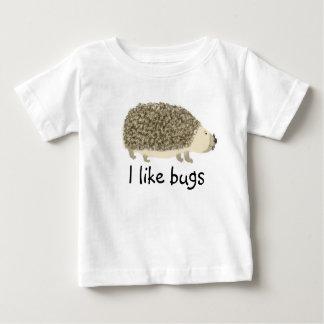 Kids Hedge Hog Graphic T-Shirt