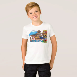 Kid's Hello World Japan t-shirt
