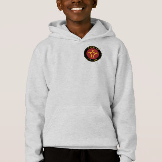 Kid's hooded