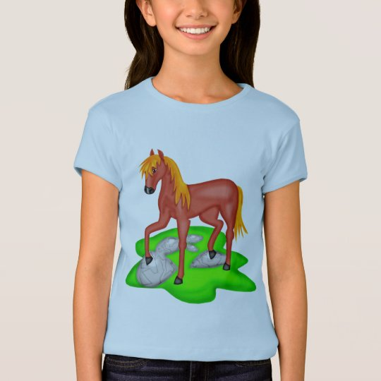 Kids Horse T-Shirts and Horse Gifts