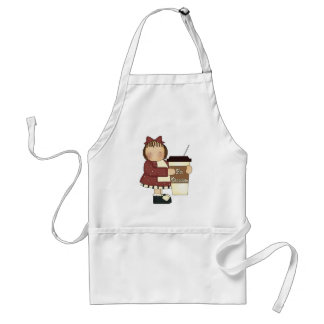 Kids Hot Chocolate Apron