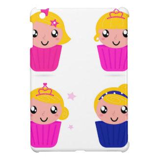 Kids in muffins iPad mini cases