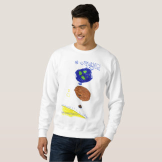 Kids in space sweatshirt