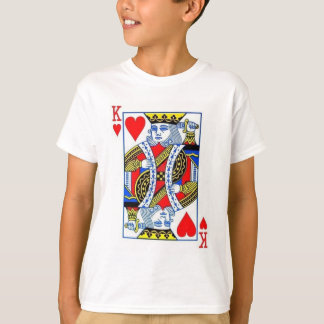 Kids King Of Heart T-Shirt