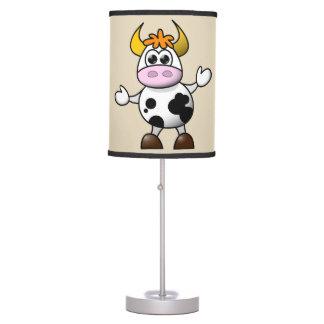 Kid's Lamp Cute Baby Cow
