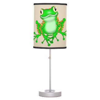 Kid's Lamp Cute Tree Frog