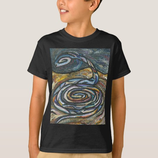 Kid's Lonely Serpent T-Shirt