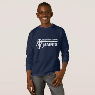 Kid's Long-sleeve T-shirt: TCA Saints T-Shirt