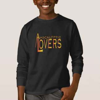 Kids Long Sleeved Apocalyptic Lovers T T-Shirt