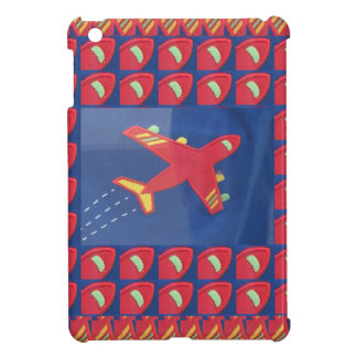 Kids Love Aeroplane Aircraft Flight Travel Holiday Cover For The iPad Mini