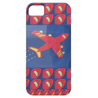 Kids Love Aeroplane Aircraft Flight Travel Holiday iPhone 5 Cases
