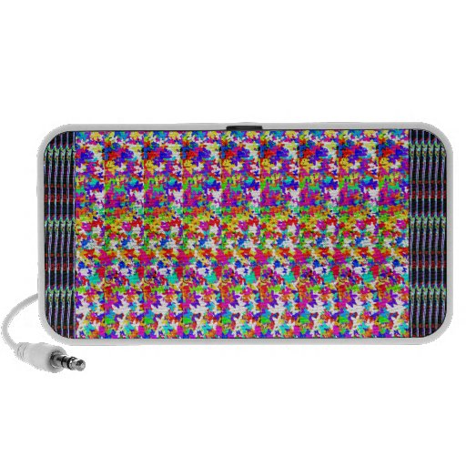 KIDS love butterfly pattens Artistic Texture Cute Notebook Speakers