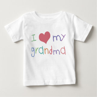 Kids Love Grandma Infant T-Shirt