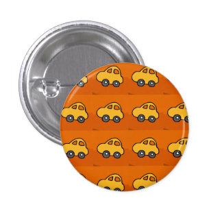 Kids LOVE : Mini Mini Toy Cars 1 Inch Round Button
